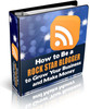 Thumbnail How to Be a Rock-Star Blogger to Grow Your Business & Make Money