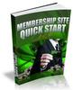 Thumbnail Membership Site Quick Start Guide - MRR