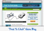 Thumbnail Paid To Click (PTC) Niche Blog - Highly Optimized Blogs