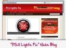 Thumbnail PS3 Lights Fix Niche Blog - Highly Optimized Blogs