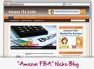 Thumbnail Amazon FBA Niche Blog - Highly Optimized Blogs