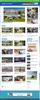 Thumbnail Budget Travel Niche Blog - PLR