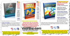 Thumbnail Smoking Hot Info Products - All Targeted At Hungry Niches
