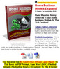 Thumbnail Home Business Models : Exposed No Restriction PLR!