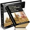 Thumbnail Discover Educational Toys for Children PLR Ebook