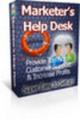 Thumbnail HelpDesk Script : Marketers Help desk (PLR)