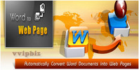 Thumbnail WordToWebPage-Master Resale Rights Included!