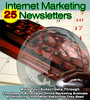 Thumbnail 25 Internet Marketing Newsletters (PLR)