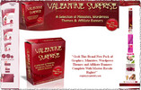Thumbnail Valentines Surprise Minisite with Master Resale Rights + BONUS