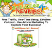Thumbnail Articles Marketing 4 Newbies : The Truth Behind Article Marketing - MRR