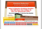 Thumbnail *New*  Flawless Reflection WordPress Minisite PLR + BONUS