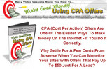 Thumbnail Learn To Make Good Money Using Cpa Offers Videos Series