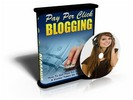 Thumbnail Pay Per Click Blogging Revealed MRR - eBook and Audio