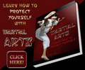 Thumbnail Martial Arts Turnkey Minisite Graphics - Learn How to Protect Yourself With PLR eBook