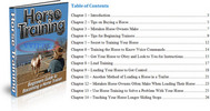 Thumbnail Horse Training (PLR) The Secrets to Becoming A Horse Trainer
