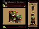 Thumbnail Wine Minisite Graphics With Resale Rights + eBook + PLR Articles