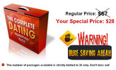Thumbnail Complete Dating Marketing Pack with PLR Package