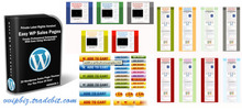 Thumbnail Easy WP Sales Pages With PLR