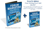 Thumbnail Forum Marketing Secrets Video Series - Master Resale Rights