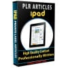 Thumbnail Apple iPad PLR Articles Packages!