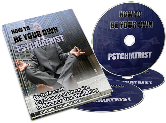Pay for How to be Your Own Psychiatrist + Audio Recording MP3