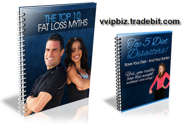 Pay for The Top 10 Fat Loss Myths + Top 5 Diet Disasters