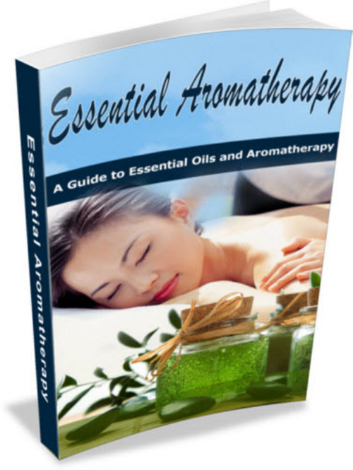 Pay for Essential Aromatherapy PLR Ebook