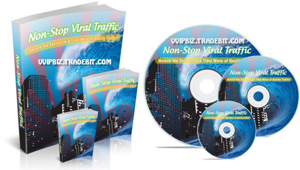 Pay for Secrets of Non-Stop Viral Traffic (MRR)
