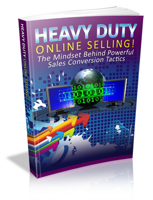 Pay for Heavy Duty Online Selling With MRR + Special Report