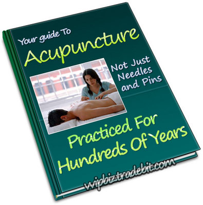 Pay for Your Guide to Acupuncture - Not Just Needles and Pins