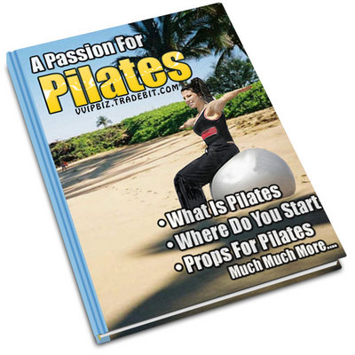 Pay for A Passion For Pilates - Improve The Bodys Strength And Flexibility