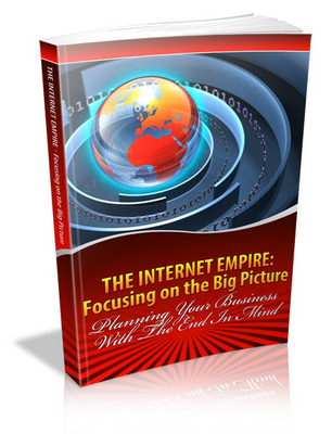 Pay for The Internet Empire Focusing on the Big Picture with MRR