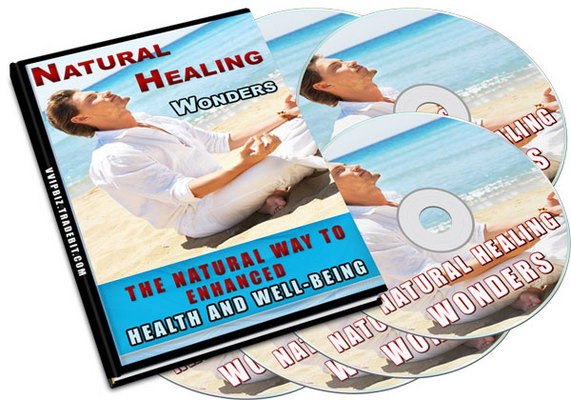 Pay for Natural Healing Wonders: The Natural Way to Enhanced Health and Well-Being