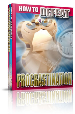 Pay for Learn How to Defeat Procrastination