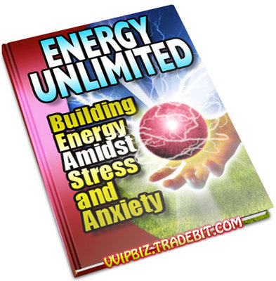 Pay for Energy Unlimited: Building Energy Amidst Stress and Anxiety