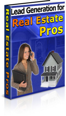 Pay for Lead Generation for Real Estate Professionals
