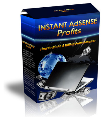 Pay for Instant Adsense Profits : How To Make A Killing From Adsense  MP3 Audio + Videos +eBook