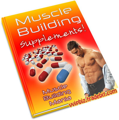 Pay for Muscle Building Supplements (Build Muscles Fast)