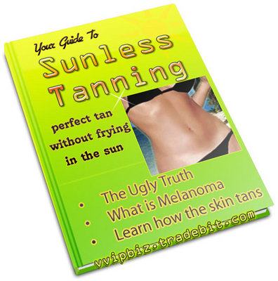 Pay for The Sunless Tanning Guide