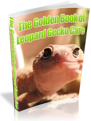 Pay for The Golden Book of Leopard Gecko Care