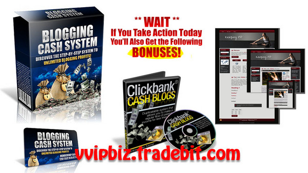 Pay for Blogging Cash System Unrestricted PLR