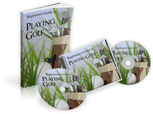 Pay for Beginners Guide to Playing Golf - eBook and Audio (MRR)