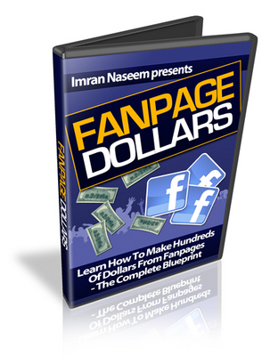 Pay for Fanpage Dollars (PLR) Ebook and Videos - Facebook Marketing