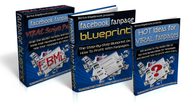 Pay for Facebook Fanpage Blueprint Ebook + Viral Scripts Pack With Master Resell Rights