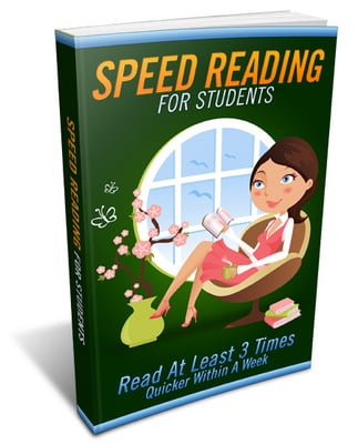 YOUR READING TRIPLE SPEED