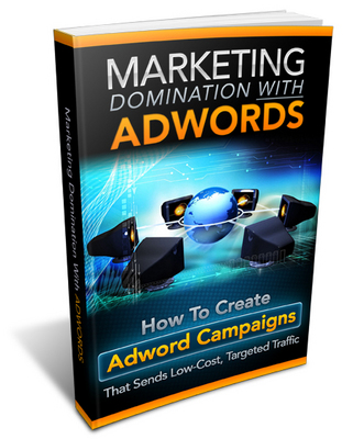 Pay for Marketing Domination With Adwords eBook + Audio