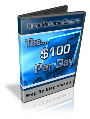 Pay for Niche Marketing Blueprint Video Series - Make $100 Per Day Online