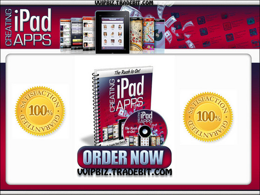Pay for Creating iPad Apps (Master Resale Rights) - IPad App Developer Guide