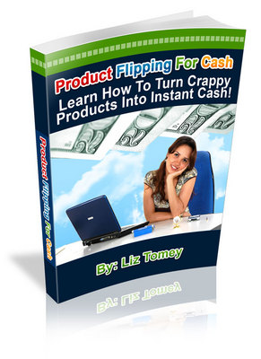 Pay for Product Flipping For Cash MRR eBook