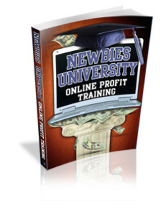 Pay for Newbies University: Quick Start Guide To Internet Marketing